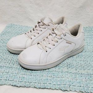 KangaROOS Shoes Women's 8 Tongue Pocket White
